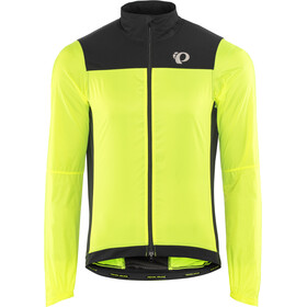PEARL iZUMi Pro Barrier Lite Jacket Men screaming yellow
